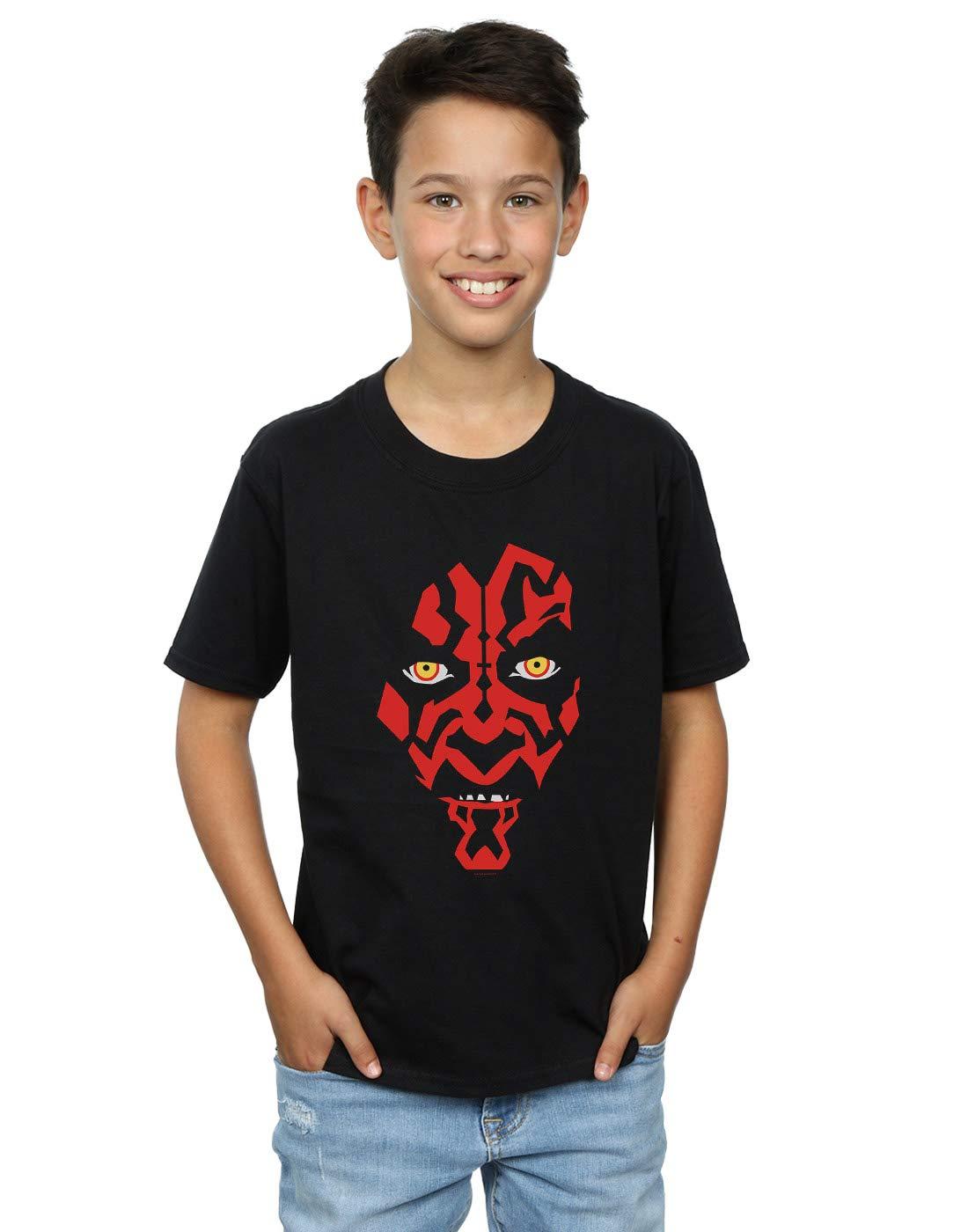 Darth Maul Face 3437 Shirts