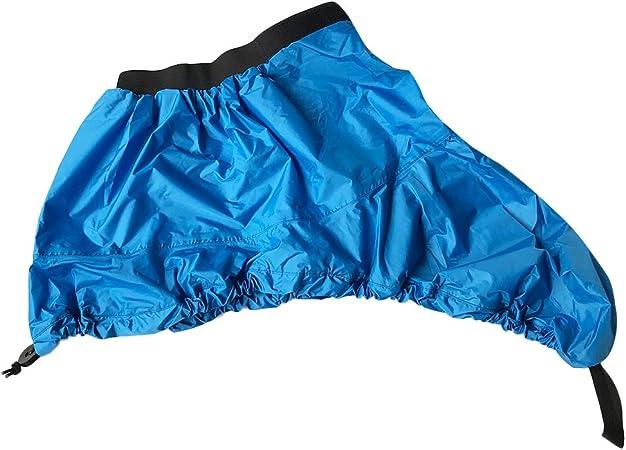 3 Colors Kayak Spray Skirt Universal Canoe Splash Sprayskirt Cover S M L XL