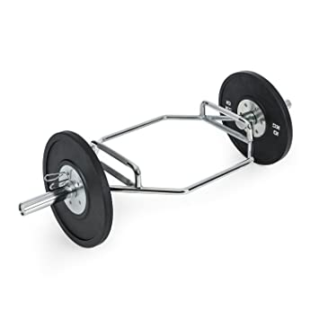 CAPITAL SPORTS • Beastbar Hex-Bar • Barra para pesas • Peso muerto • Deadlift