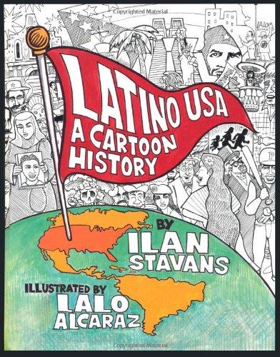 Latino USA: A Cartoon History