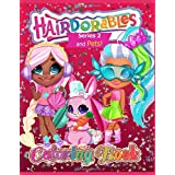 Hairdorables Series 2 and PETS: Coloring book