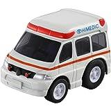 チョロQ Q-12 ハイメディック救急車