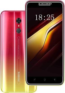 Smartphone 4G Android 9.0, 3 GB RAM 16 GB / 128 GB, teléfono móvil ...