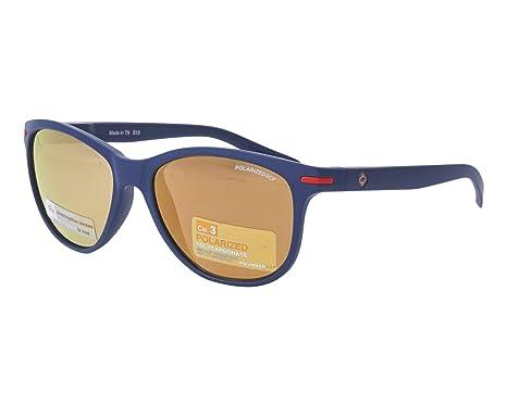 Julbo Lunettes de Soleil pour Femme Bleu Marine Adelaide Bleu Mat Polarized  3 89f426fe4f17