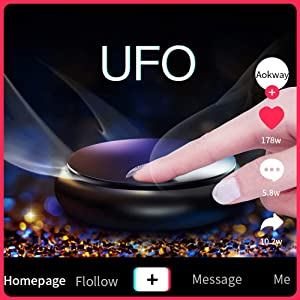Sweepstakes: aokway Car Air Freshener -Look!UFO!Series -Car Perfume…