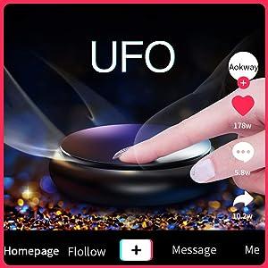 Sweepstakes: aokway Car Air Freshener -Look!UFO!Series -Car Perfume...