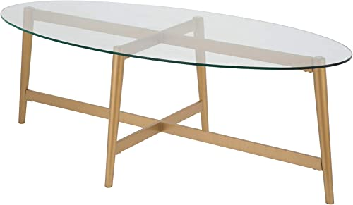 Henn Hart Coffee Table, 1, Gold