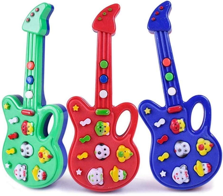 Ogquaton Premium Quality Lovely Cartoon - Guitarra electrónica de ...