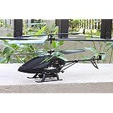 Hélicoptère télécommande Gyro stable et flexible avion de contrôle à distance bonne finition - prise de vue aérienne avec caméra de 300K Pixels - livré avec carte de mémoire 2Go - noir