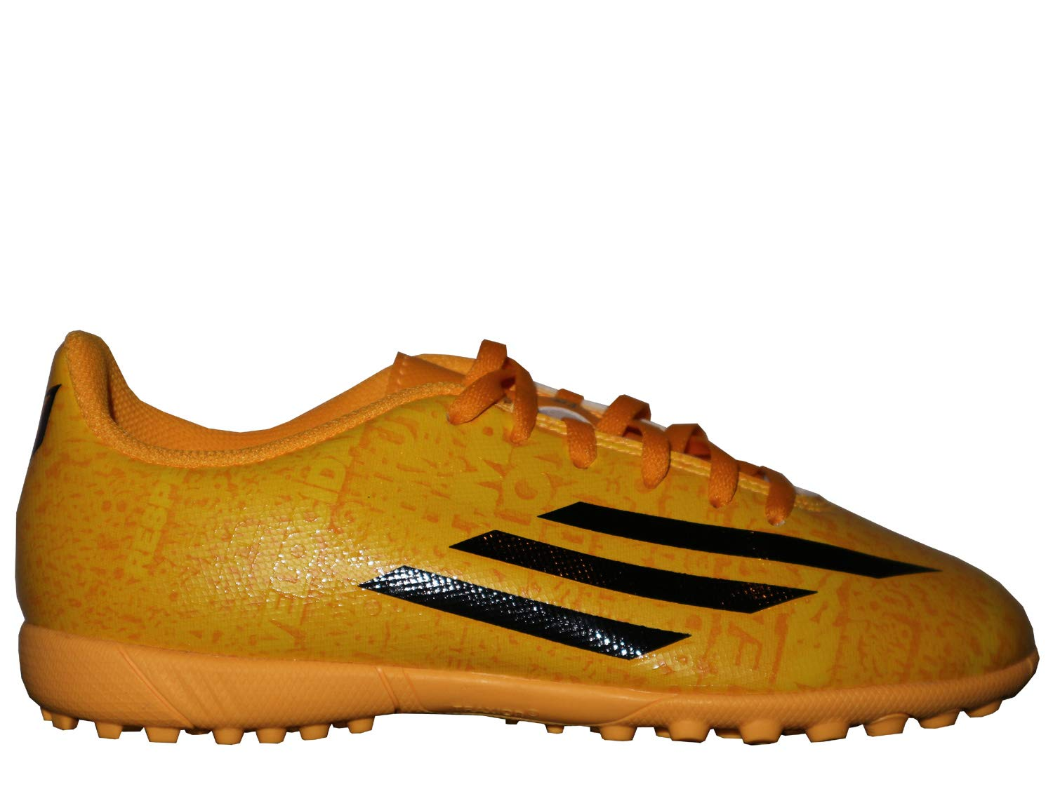 M25053 Color: Yellow Size: 12.0 F5 Messi TF JR adidas
