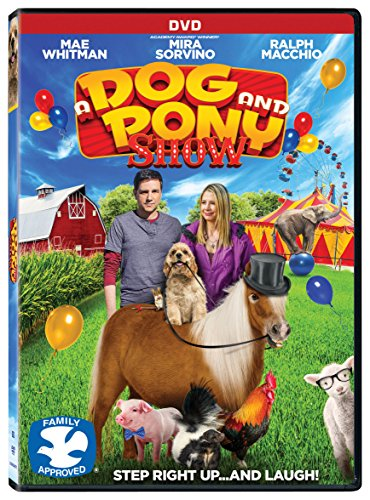 A Dog and Pony Show [DVD]