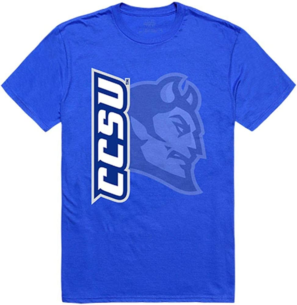 NCAA Central Connecticut State Blue Devils T-Shirt V3
