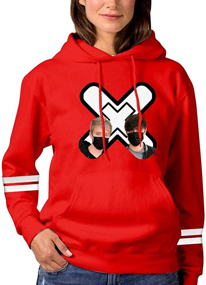 MF/_H00dy.Z Cotton Exploration/_XPLR Womens Hoodies with Pockets Sweatshirts Hooded Girls Hoody