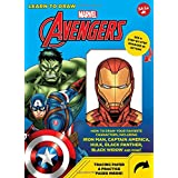 Learn to Draw Marvel Avengers: How to draw your favorite characters, including Iron Man, Captain America, the Hulk, Black Pan