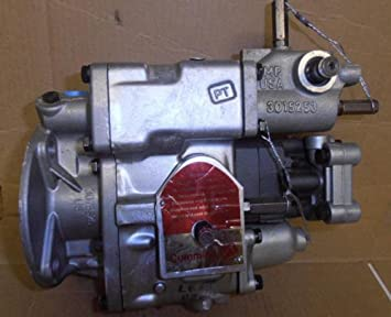 Cummins PT Fuel Injection Pump  Part no  FC9140RX, Pumps