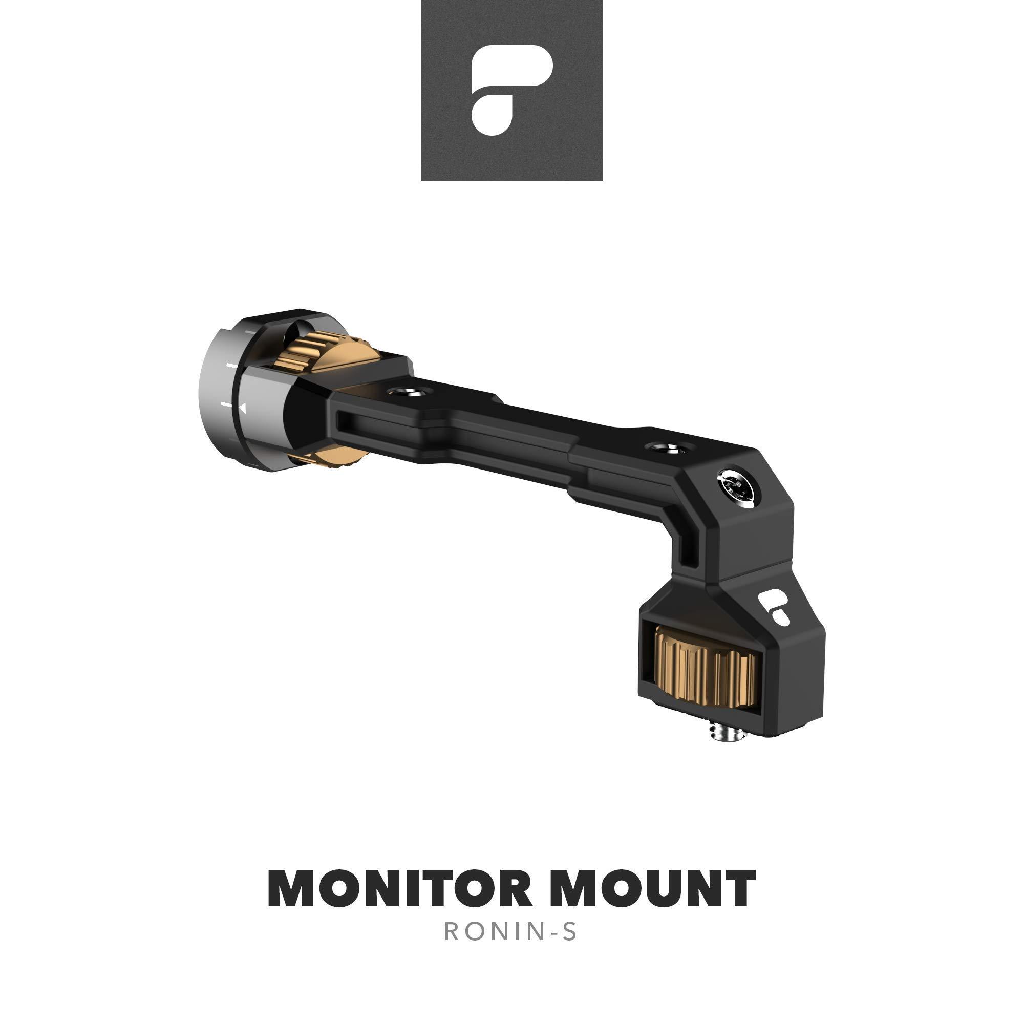 PolarPro Monitor Mount for DJI Ronin S/Ronin SC by PolarPro