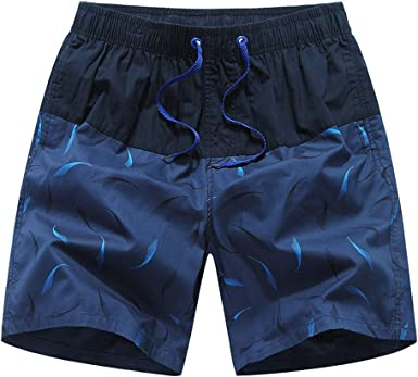 2019 Mens Summer Breathable Shorts Swim Gym Sports Running Casual Short Pants
