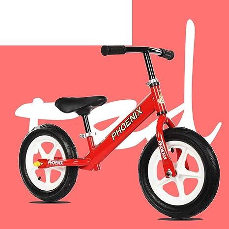 AMYDREAMSTORE Sin Pedal Bicicleta sin Pedales Bicicleta, Luz ...