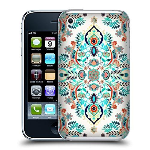 Officiel Micklyn Le Feuvre Gens Modernes dans Bijou Mandala Étui Coque D'Arrière Rigide Pour Apple iPhone 3G / 3GS