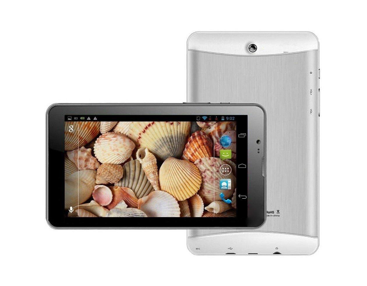 SIMフリー2G/3G Phone Call タブレット 2014年モデル 完全日本仕様 YAMAY Y-M07D 高解像度7インチ Bluetooth/GPS/Dual-Core/テザリング搭載   B00FPGESES