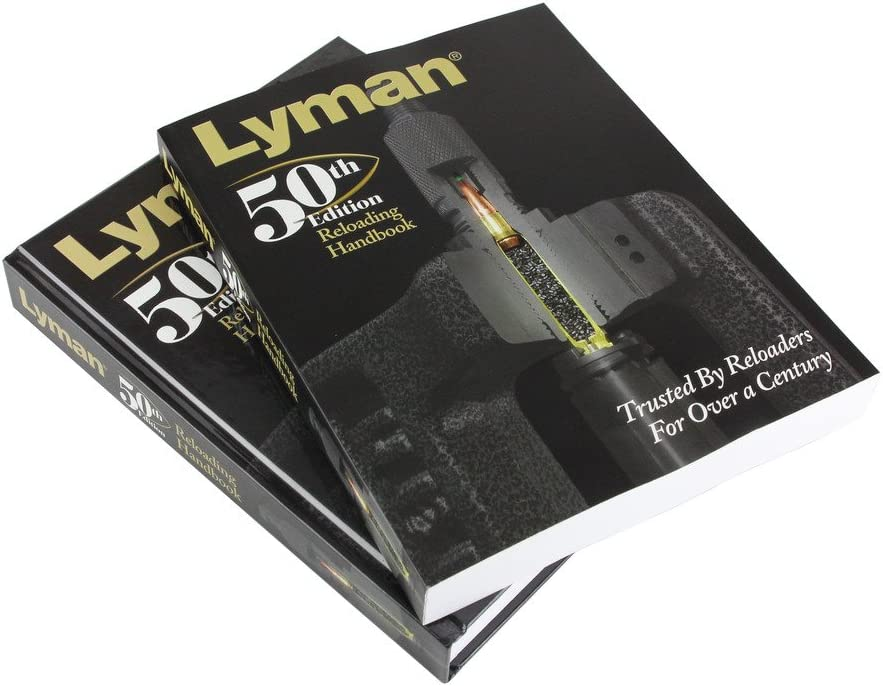 Lyman 50th Edition Reloading Manual