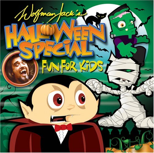 (Wolfman Jack's: Halloween Fun for Kids by Various)