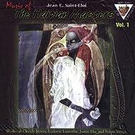 Jean E. Saint-Eloi - Music of The Haitian  61WbeKiZFzL._AC_US190_