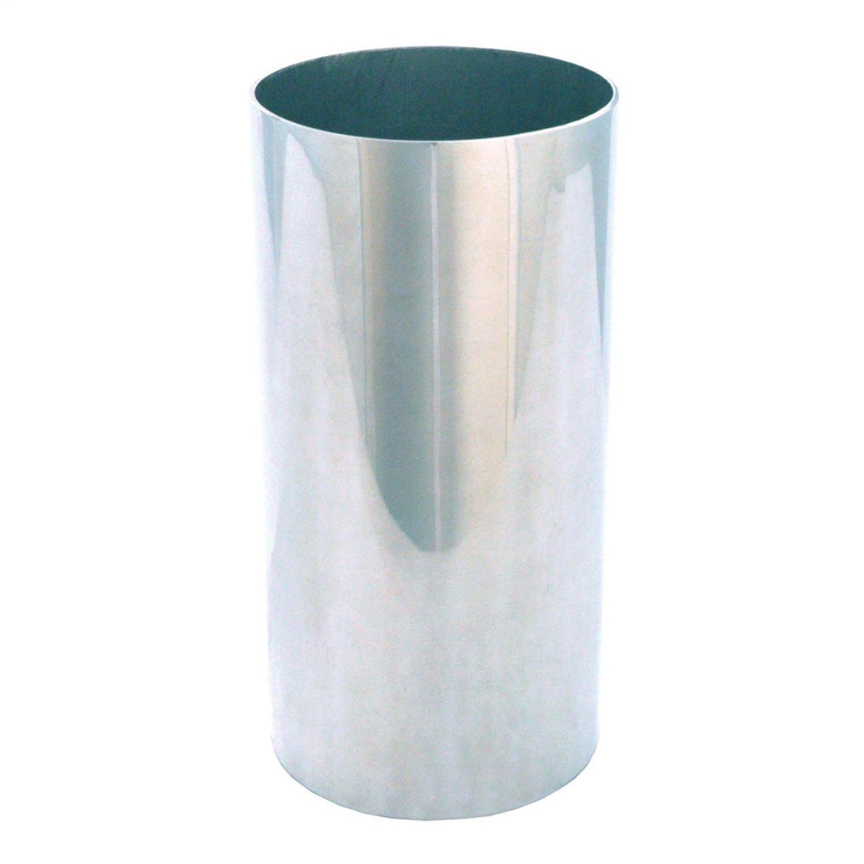 Spectre Performance 9719 4' O.D. x 6' Long Polished Aluminum Tube SPE-9719