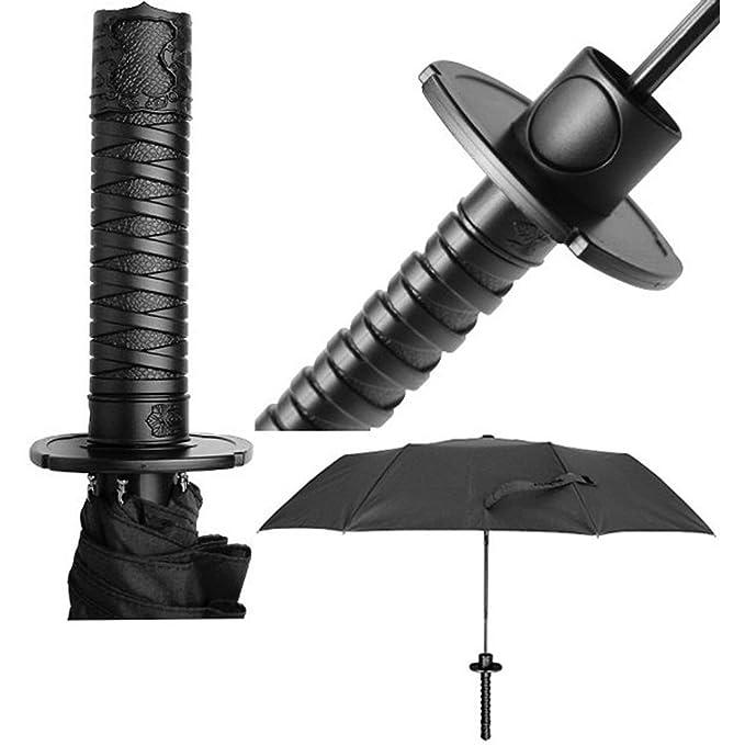 LOCOMO Umbrellas - Chaqueta impermeable - para hombre Negro negro talla única: Amazon.es: Ropa y accesorios