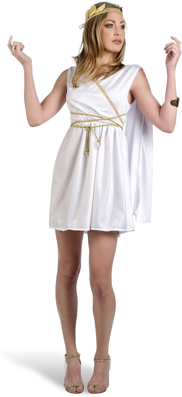Traje Atractivo del Carnaval para Las Mujeres Vestido Corto Diosa ...