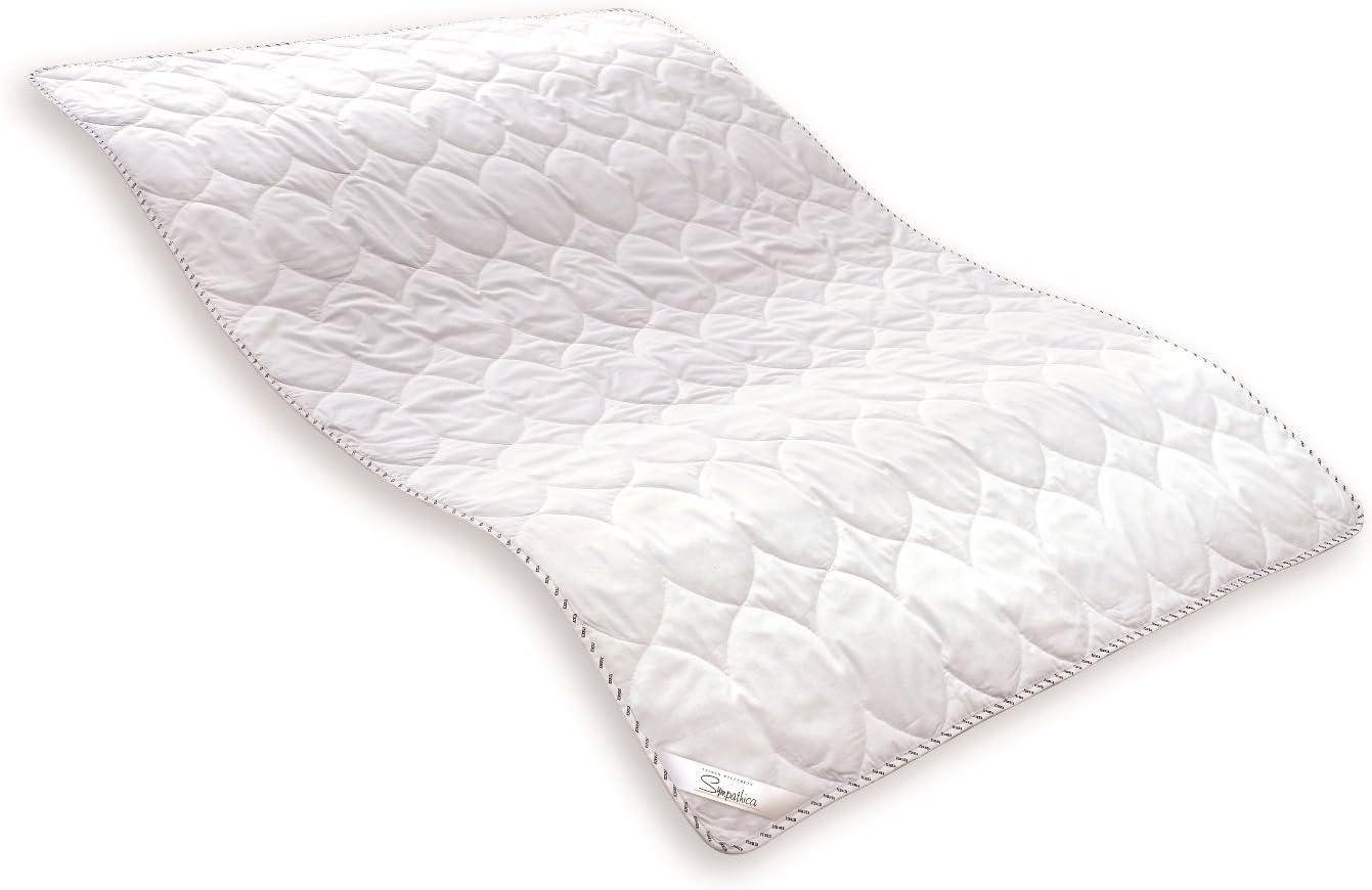 natural Lino Verano edred/ón de 240/x 220/cm manta de verano 100 verano manta lavable