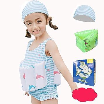 IMON LL Niños Flotador Traje, flotabilidad de los niños UV ...