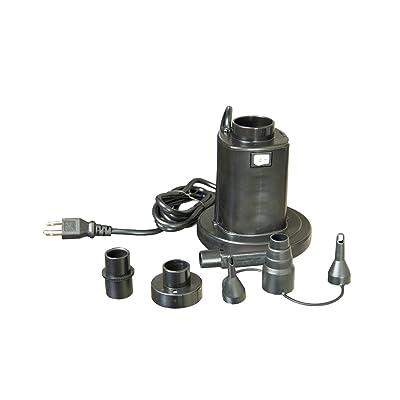 Poolmaster 87493 Power Air Pump AC 110-Volt: Toys & Games