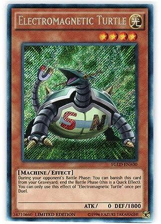 Yu-Gi-Oh! - Electromagnetic Turtle (YGLD-ENA00) - Yugis ...