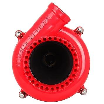 Ambienceo coche falso volcado válvula electrónica Turbo soplado de válvula BOV analógico sonido universal: Amazon.es: Coche y moto