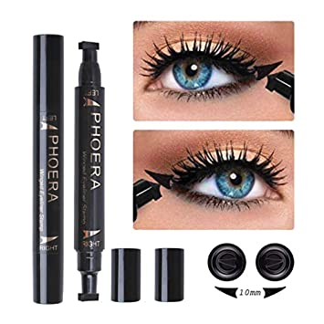 Beauty Essentials Fashion Star Eyeliner Pen Black Eye Liner Seal Pencil Liquid Cosmetic Beauty Long Lasting Waterproof Makeup Tool 1 Piece Elegant And Sturdy Package Back To Search Resultsbeauty & Health