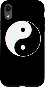 iPhone XR Ying Yang A Chinese Symbol For Peace & Harmony Case