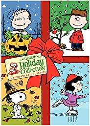 Peanuts Holiday Collection: It's the Great Pumpkin, Charlie Brown / A Charlie Brown Thanksgiving / A Charl
