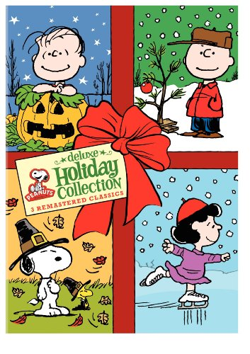 Peanuts Holiday Collection (It's the Great Pumpkin, Charlie Brown / A Charlie Brown Thanksgiving / A Charlie Brown Christmas)]()