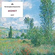 Monet 2017 Wall Calendar
