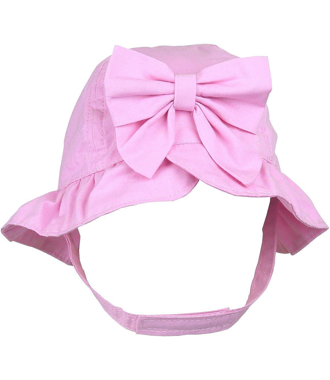 BabyPrem Baby Girls Bow Sun Hat
