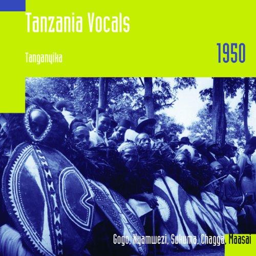 Tanzania Vocals: Tanganyika 1950