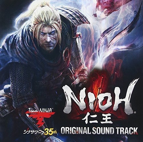 Price comparison product image Nioh: Soundtrack