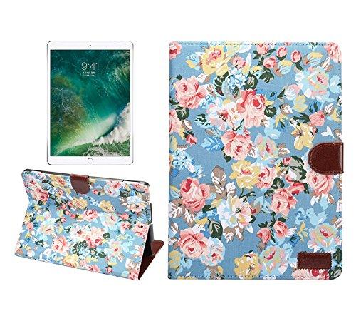iPadケースカバー、Vacio画面保護用高級ブックスタイルフォリオケーススタンドカードスロット磁気スマートケースカバーfor Ipad Mini 1 /2 /3 /4 , iPad Pro 9.7 /10.5,2017新しいiPad/iPad Air/iPad Air 2 iPad mini 4 ブルー VCCA-PP-HUABU-MN4-BE B07CNRLRXG iPad mini 4|ブルー ブルー iPad mini 4