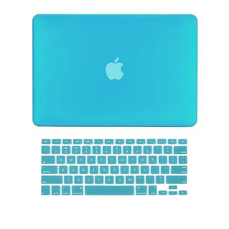 Amazon.com: Top Case - Carcasa rígida de goma con teclado ...