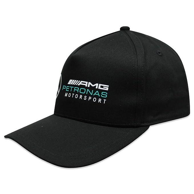 migliore vendita ultime versioni sconto cappello bambino Mercedes AMG Petronas nero: Amazon.it ...