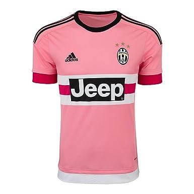 adidas Men\u0027s Juventus Away Soccer Jersey (X-Large) Pink