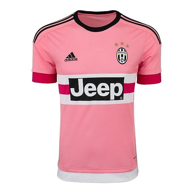 brand new e3fa5 63025 Amazon.com : adidas Men's Juventus Away Soccer Jersey (XL ...
