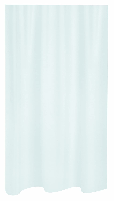Spirella Textil Maya Weiß180x200 cm Duschvorhang, Stoff, weiß 180 x 200 x B004KR1DSM Duschvorhnge