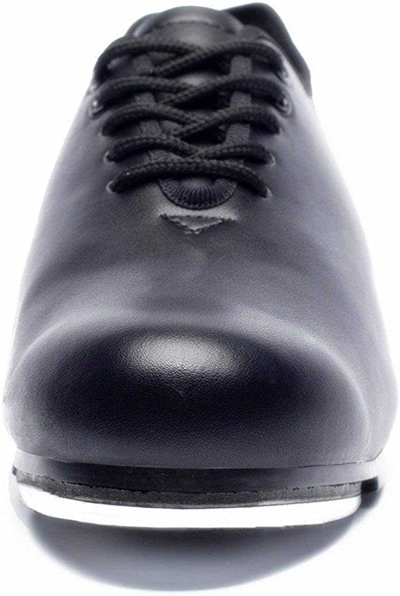 Unisex for Big Kid Joocare Womens Lace-up Jazz Tap Dance Shoes